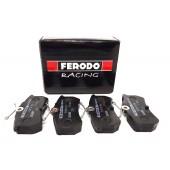 Ferodo DS2500 Rear Brake Pad Set Ford Fiesta ST180