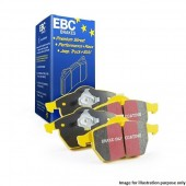 EBC Yellow Stuff Front Brake Pads Fiesta ST180 Fits Revo Mono 4 Brake Caliper