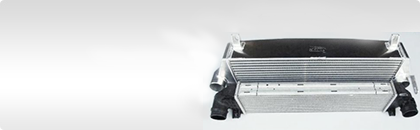 Intercoolers & Oil coolers