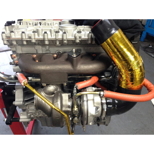 DPC 600R FOCUS RS/ST MK2 TURBO KIT