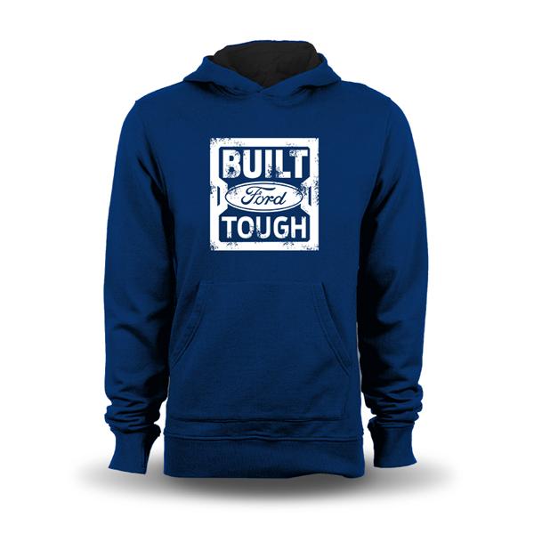 "Ford Hoodie ""Built Tough"""